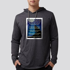 CHEROKEE LESSON Long Sleeve T-Shirt