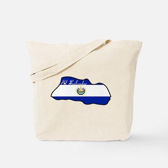 Cool El Salvador Tote Bag