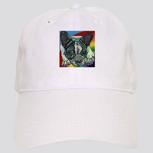 Rainbow Frenchie Hat