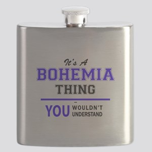 It's BOHEMIA thing, you wouldn't understand Flask