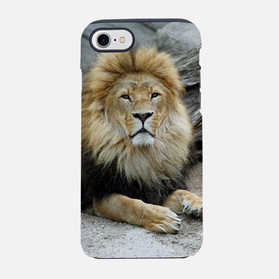 Lion_2014_1001 iPhone 8/7 Tough Case