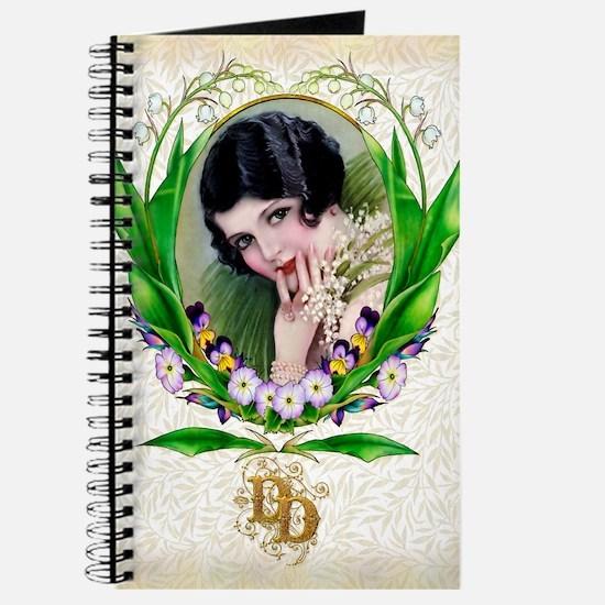 D D Christy Muguet Pansy Journal