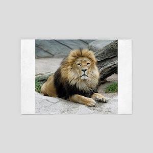Lion_2014_1001 4' x 6' Rug