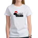 Cane Corso Holiday Women's T-Shirt