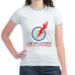 Developer On Fire T-Shirt