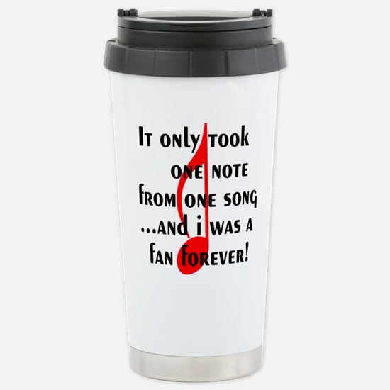 One Note Mugs