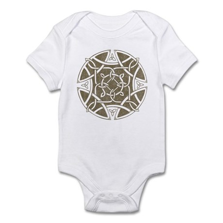 Vintage Celtic Knot Infant Bodysuit