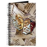 Actor Journals & Spiral Notebooks
