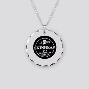 48898_Skinhead-ska-rockstead Necklace Circle Charm