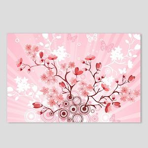 Sakura Explosion Postcards (Package of 8)