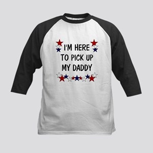 I'm here to pick up my Daddy Kids Baseball Jersey