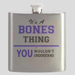 It's BONES thing, you wouldn't understand Flask