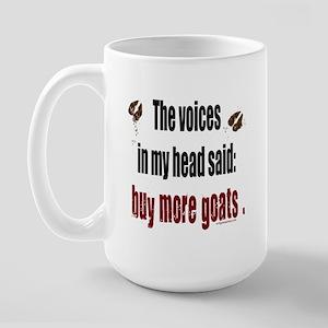 buymoregoats Mugs