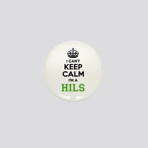 Hils I cant keeep calm Mini Button