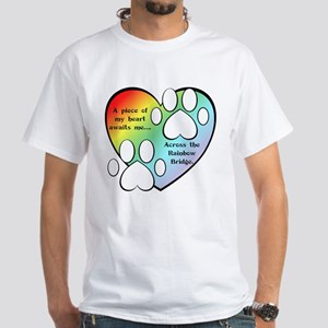 Rainbow Bridge Hear T-Shirt