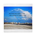 Love of Country Queen Duvet