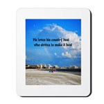 Love of Country Mousepad