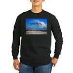 Love of Country Long Sleeve Dark T-Shirt