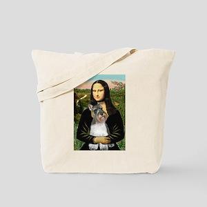 Mona / M Schnauzer Tote Bag