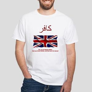 God Save the UK! Ash Grey T-Shirt