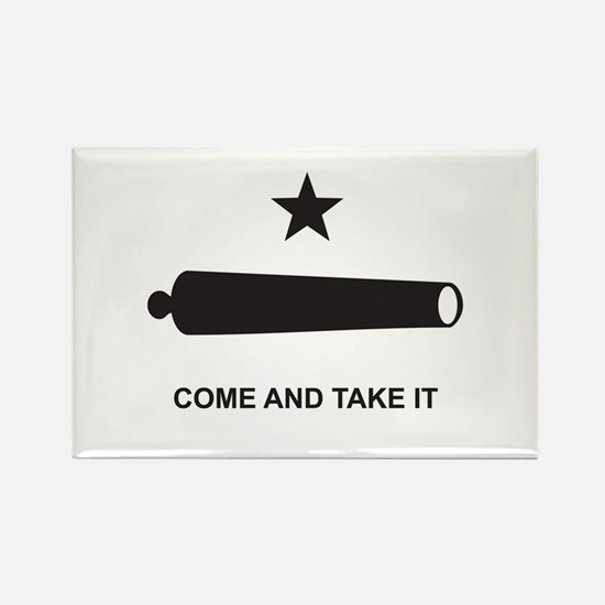 Come And Take It! Rectangle Magnet (10 pack)