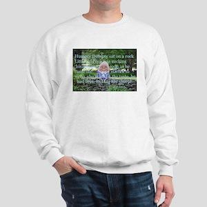 Adult Humor Nursery Rhyme Sweatshirt