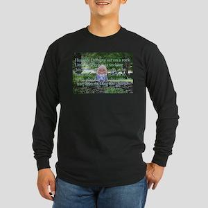 Adult Humor Nursery Rhyme Long Sleeve T-Shirt