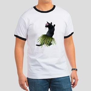 Hula Cat T-Shirt