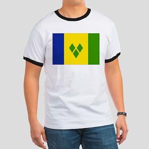 Saint Vincent and Grenadines Ringer T