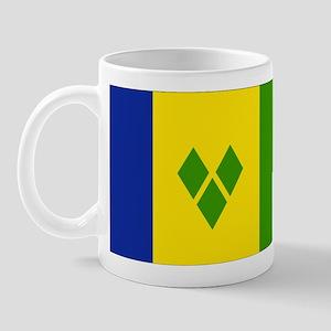 Saint Vincent and Grenadines Mug
