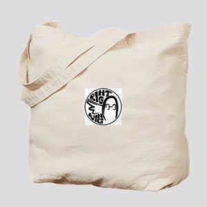 Right Wing Tote Bag