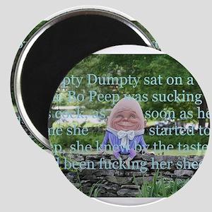 Adult Humor Nursery Rhyme Magnets