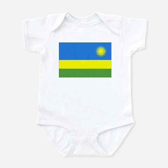Rwanda Infant Bodysuit