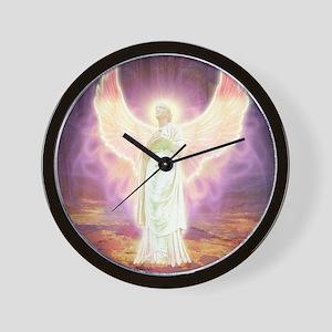Angel Of God Wall Clock