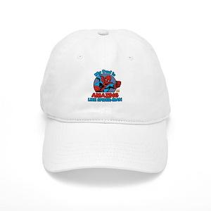 2f510c3aecf Spider-Man Hats - CafePress