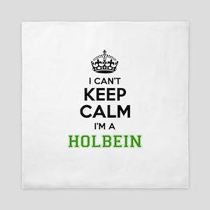 HOLBEIN I cant keeep calm Queen Duvet