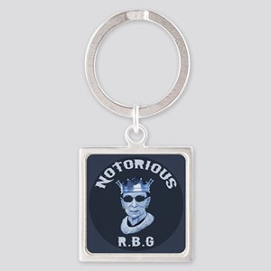 Notorious RBG III Keychains