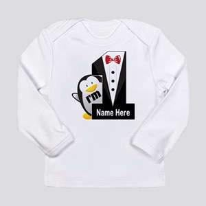 Babys First Birthday Long Sleeve T-Shirt