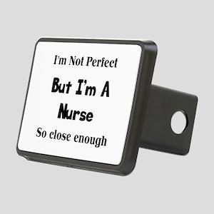 Perfect Nurse Rectangular Hitch Cover