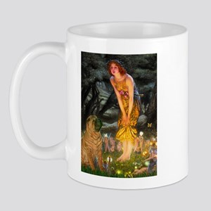 Fairies / Shar Pei Mug