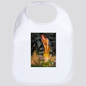 Fairies / Shar Pei Bib