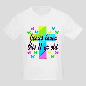 CHRISTIAN 11TH Kids Light T-Shirt