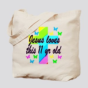 CHRISTIAN 11TH Tote Bag