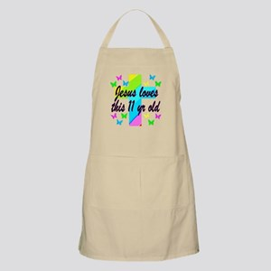 CHRISTIAN 11TH Apron
