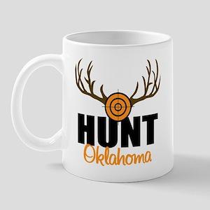 Hunt Oklahoma Mug