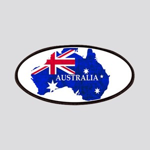 Australia flag Australian Country Patch