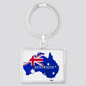 Australia flag Australian Country Keychains