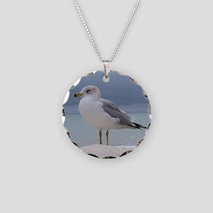 SeagullTile Necklace