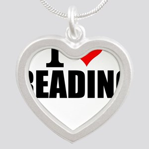 I Love Reading Necklaces