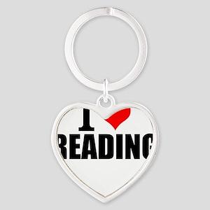 I Love Reading Keychains